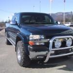 Chevy Silverado 35 fr