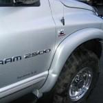 Dodge RAM 33-35 fren