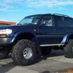 Toyota LandCruiser 80 38-44